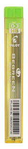 Picture of Pilot BeGreen Polymer Refill Leads 0.3mm HB