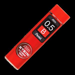 Picture of Pentel Ain Stein 0.5mm Refill Lead 40 per Tube B