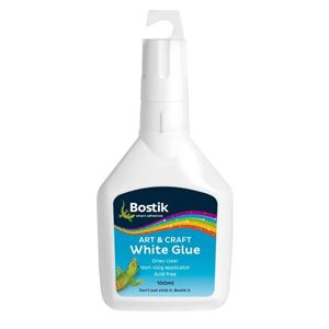 Picture of Bostik Acid Free White Art and Craft Glue 100ml