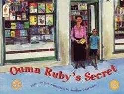 Picture of Ouma Ruby's Secret (Setswana)