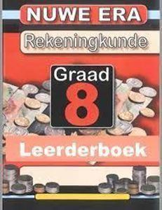 Picture of Nuwe Era Rekeningkunde Graad 8 Leerder Boek