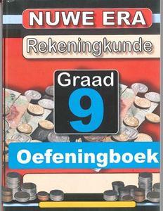 Picture of Nuwe Era Rekeningkunde Graad 9 Oefeningboek