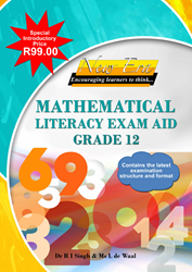 Picture of New Era Mathematical Literacy Grade 12 Study Guide