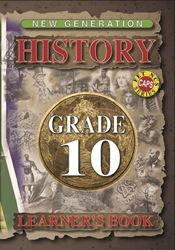 Picture of New Generation History Grade 10 Learners Book
