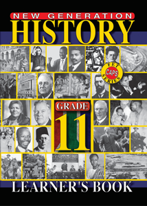 Picture of New Generation History Grade 11 Learners Book