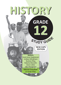 Picture of New Generation History Grade 12 Study Guide