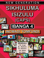 Picture of New Generation Sikhuluma Grade 4 Learner Book