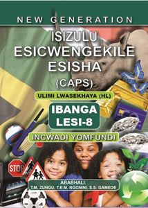 Picture of New Generation Isizulu Esicwengekile Grade 8 Learner Book