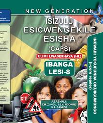 Picture of New Generation Isizulu Esicwengekile Grade 8 Core Reader