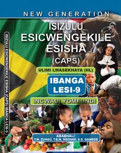 Picture of New Generation Isizulu Esicwengekile Grade 9 Learner Book