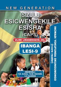 Picture of New Generation Isizulu Esicwengekile Grade 9 Core Reader