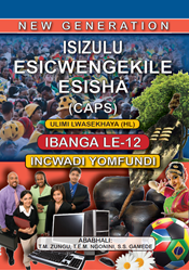 Picture of New Generation Isizulu Esicwengekile Grade 12 Learner Book