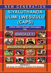 Picture of New Generation Siyaluthanda Ulimi Lesizulu Grade 11 Learner Book