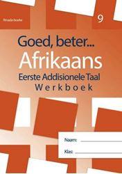 Picture of Goed Beter Afrikaans Graad 9 Werkboek