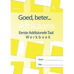Picture of Goed Beter Afrikaans Graad 8 Werkboek