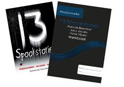 Picture of 13 Spookstories Werkboek