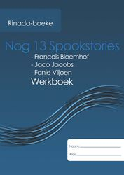 Picture of Nog 13 Spookstories Werkboek