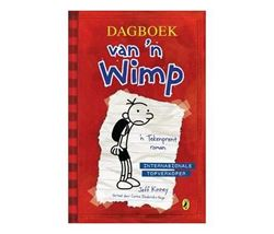 Picture of Dagboek van 'n Wimp 1: 'n Tekenprent Roman