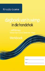 Picture of Dagboek van 'n Wimp 1: 'n Tekenprent Roman Werkboek