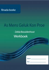 Picture of As Mens Geluk Kon Proe Werkboek
