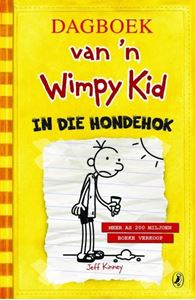 Picture of Dagboek van 'n Wimp 4: In die Honehok