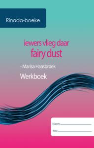 Picture of Iewers vlieg daar fairy dust Werkboek