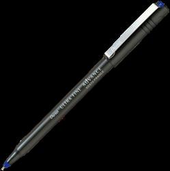 Picture of Pentel Ultra Fine Advance Fibre Tip 0.8mm Nib Size - Blue