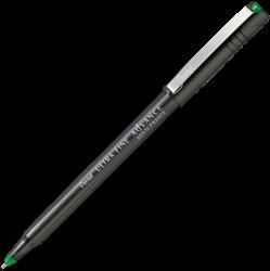 Picture of Pentel Ultra Fine Advance Fibre Tip 0.8mm Nib Size - Green