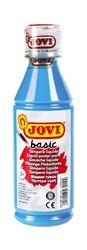 Picture of Jovi Basic Liquid Poster Paint 250ml Cyan Blue