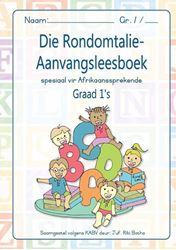 Picture of Rondomtalie Aaanvangsleesboek Graad 1 Boek 1