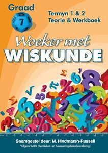 Picture of Woeker Met Wiskunde Graad 7 Termyn 1 & 2