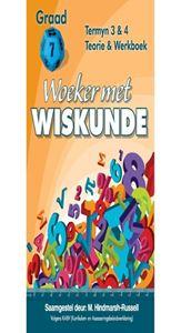 Picture of Woeker Met Wiskunde Graad 7 Termyn 3 & 4