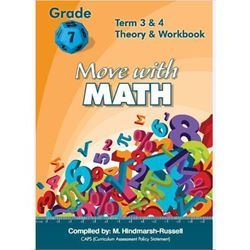 Picture of Move with Maths Grade 7 Term 3 & 4