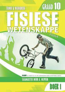 Picture of Fisiese Wetenskappe Graad 10 Book 1 (Fisika)