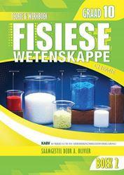 Picture of Fisiese Wetenskappe Graad 10 Book 2 (Chemie)