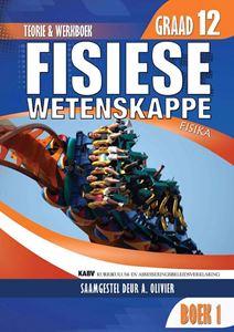 Picture of Fisiese Wetenskappe Graad 12 Book 1 (Fisika)