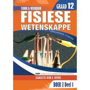 Picture of Fisiese Wetenskappe Graad 12 Book 2 Deel 1 (Organies)