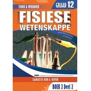 Picture of Fisiese Wetenskappe Graad 12 Book 2 Deel 2 (Anorganies)