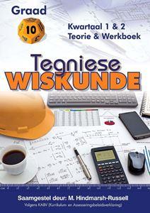 Picture of Tegniese Wiskunde Graad 10 Kwartaal 1 & 2