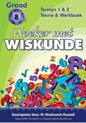 Picture of Woeker Met Wiskunde Graad 8 Termyn 1 & 2