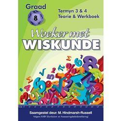 Picture of Woeker Met Wiskunde Graad 8 Termyn 3 & 4