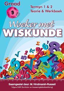 Picture of Woeker Met Wiskunde Graad 9 Termyn 1 & 2