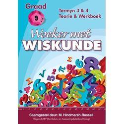 Picture of Woeker Met Wiskunde Graad 9 Termyn 3 & 4