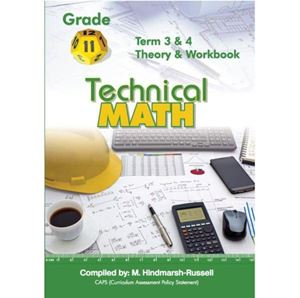 Picture of Technical Maths Grade 11 Term 3 & 4