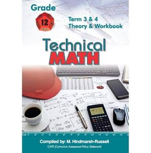 Picture of Technical Maths Grade 12 Term 3 & 4