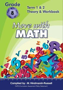 Picture of Move with Maths Grade 8 Term 1 & 2
