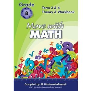 Picture of Move with Maths Grade 8 Term 3 & 4