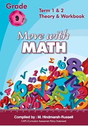 Picture of Move with Maths Grade 9 Term 1 & 2