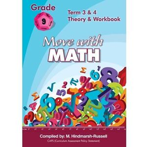 Picture of Move with Maths Grade 9 Term 3 & 4