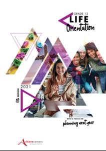 Picture of Graad 12 Lewensoriëntering Met 'n Fokus op:  Beplanning van My Eerste Jaar Ná Skool 2022